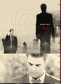 Marked with death. - damon-and-stefan-salvatore fan art