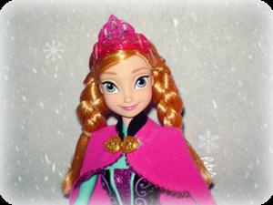 Mattel Anna Doll