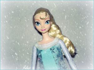Mattel Elsa doll
