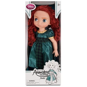 Merida Toodler Doll