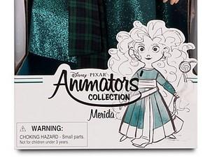 Merida Toodler Doll