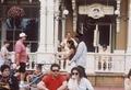Michael And Lisa Marie In Disneyworld Back In 1994 - michael-jackson photo