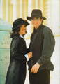 Michael And Lisa Marie In Paris Back In 1994 - michael-jackson photo