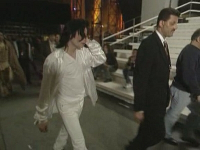 Michael Backstage