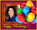 Michael,Happy Birthday! - michael-jackson photo