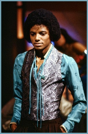 "Michael On ""Soul Train"" Back In 1979"
