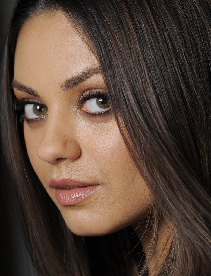 Beautiful Female Celebrities images Mila Kunis HD wallpaper and background photos