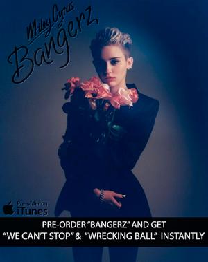 Miley Cyrus-BANGERZ-Photoshoot