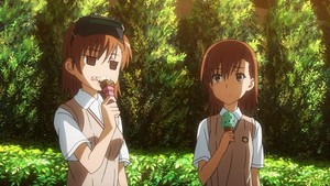 Misaka and her sister
