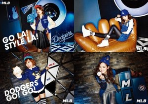 Miss A for 'MLB'