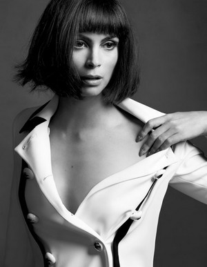 Morena Baccarin Photoshoot kwa Robert Ascroft, 2013