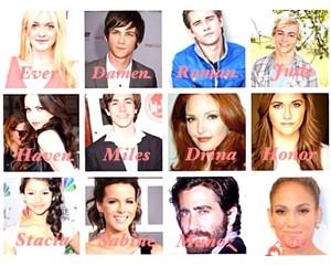 My Dream Cast