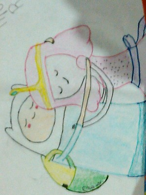 My Fubblegum Drawing