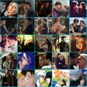 My favorite tv couples - 2.0