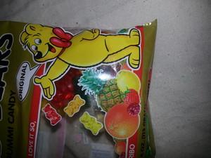 My gummy bears