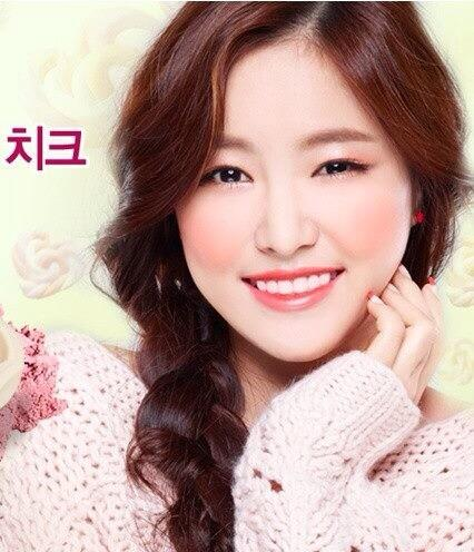 Korea Girls Group A Pink wallpaper with a portrait called Naeun for Peripera