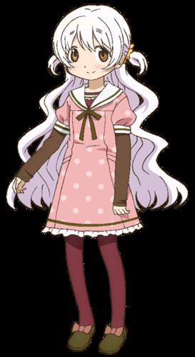 Puella Magi Madoka Magica Hintergrund entitled Nagisa Momoe