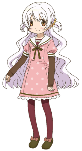 Puella Magi Madoka Magica پیپر وال titled Nagisa Momoe