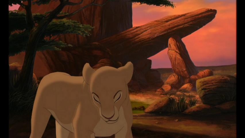 Nala The New Queen Of Priderock The Lion King Fan Art