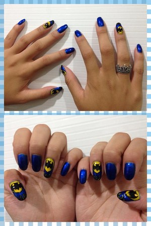 Nat's nails