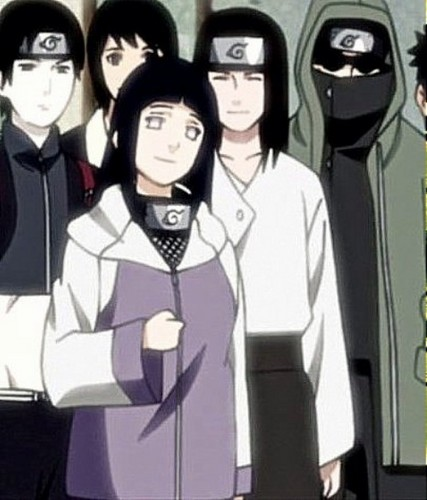 Naruto karatasi la kupamba ukuta probably with anime called Neji and Hinata shippuden