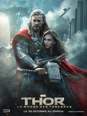 New Poster of Thor: The Dark World
