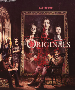"New ""The Originals"" poster with Kol, Caroline and Bonnie"