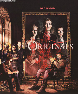 """New """"The Originals"""" poster with Kol, Stefan, Caroline and Bonnie"""