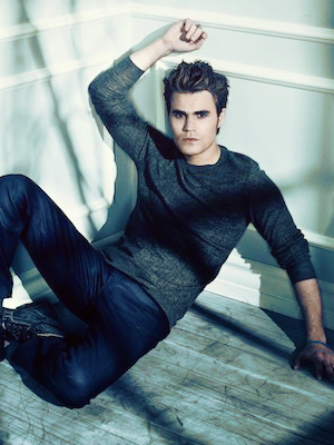 Newly released The Vampire Diaries Season 4 promotional shoot outtake