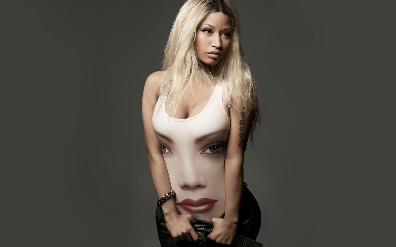 Nicki Minaj ELLE - Nicki Minaj Wallpaper (35455932) - Fanpop
