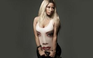 Nicki Minaj ELLE