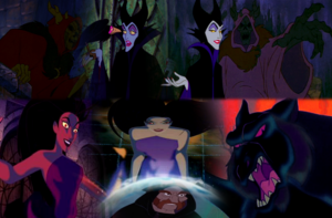 Non/Disney Villains