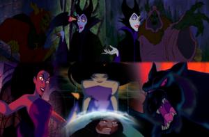 Non/Disney Villains