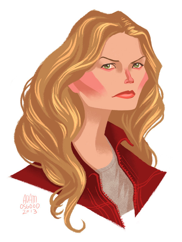 OUAT Animated Characters