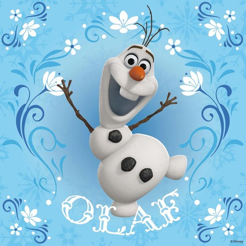 Frozen wallpaper entitled Olaf