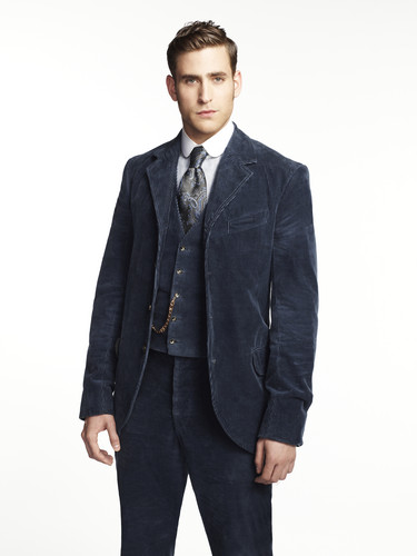 Dracula NBC 바탕화면 containing a business suit, a suit, and a well dressed person entitled Oliver Jackson-Cohen as Jonathan Harker