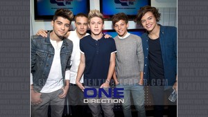 One Direction 壁纸 .