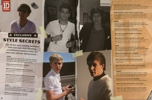 One Direction Yearbook
