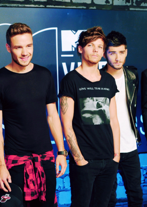 One Direction at the mtv VMAs 2013