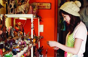 trái cam, màu da cam Caramel's Youth Trip Photobook