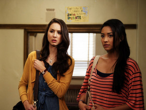 PLL friends - Spencer & Emily