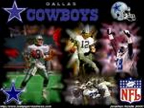 Dallas Cowboys wallpaper probably containing anime titled PURO PINCHE COWBOYS!