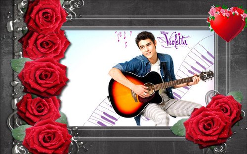 Violetta wallpaper possibly containing a concert and a guitarist titled Pablo Espinosa