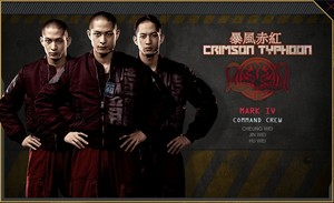 Crimson Typhoon Crew