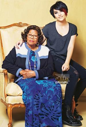Paris Jackson Grandmother (@ParisPic)