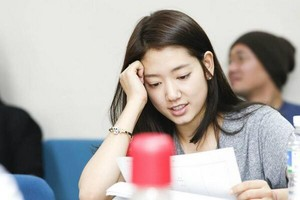 Park Shin Hye pagbaba Script The Heirs