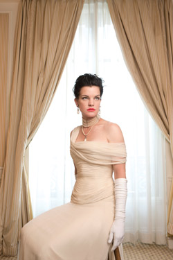 Pauley Perrette// CBS Watch Magaizine!