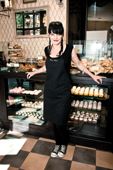 Pauley Perrette// CBS Watch Magazine!
