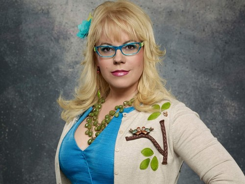 Criminal Minds wallpaper entitled Penelope Garcia