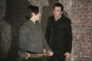 Peter And Sylar